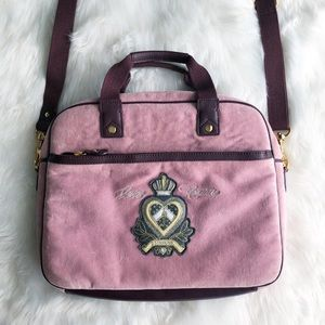 Juicy Couture • Laptop Case/Bag